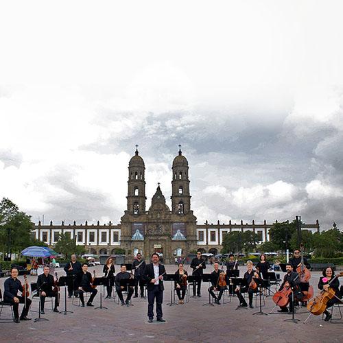 Orquesta de Cámara de Zapopan