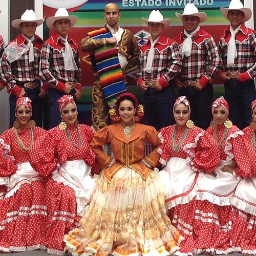 Compañía de Danza FolklóricaNahucalli