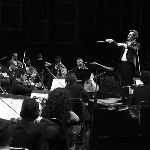 Orquesta Filarmónica del Desierto, Coahuila de Zaragoza
