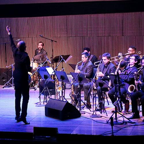 Orquesta Nacional de Jazz de México, ONJMX