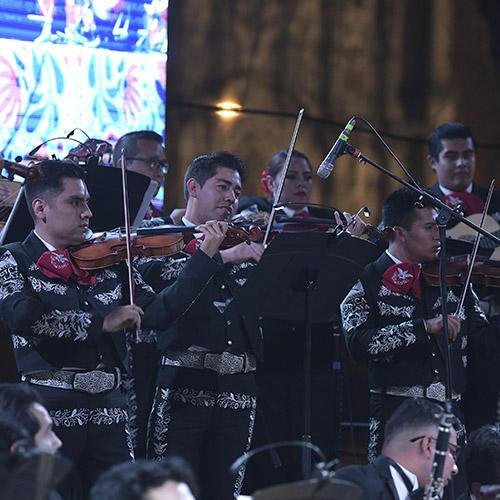 Mariachi del Conservatorio de Celaya