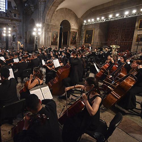 Orquesta Sinfónica Juvenil Silvestre Revueltas