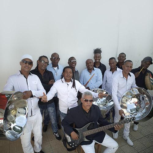 Steel Band de El Cobre