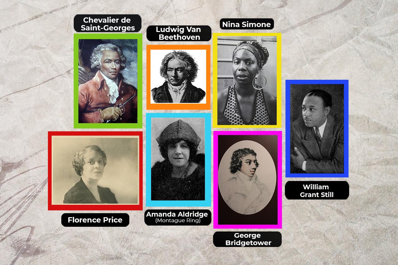 ¿Por qué Beethoven se está convirtiendo en una razón de peso para visibilizar a los compositores negros?