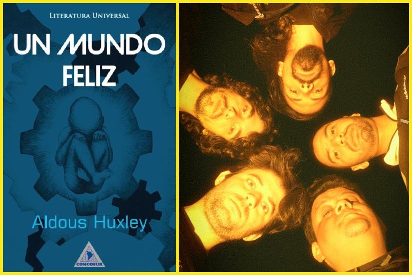 TheGuadaloops, la banda que rapea con un libro bajo el brazo... y otros palomazosentre música y literatura
