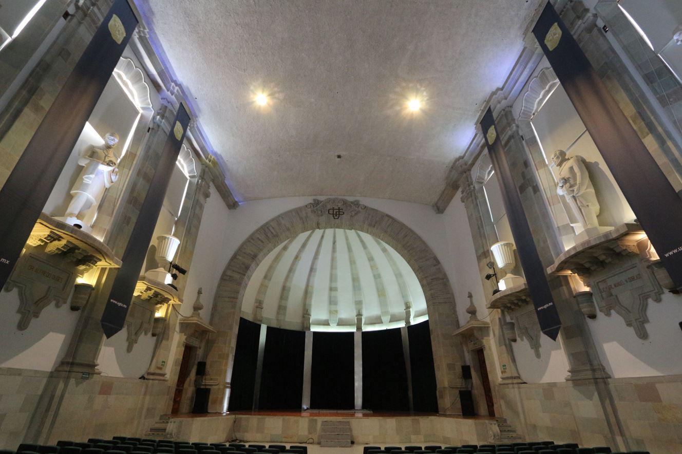 Auditorio General de la Universidad de Guanajuato