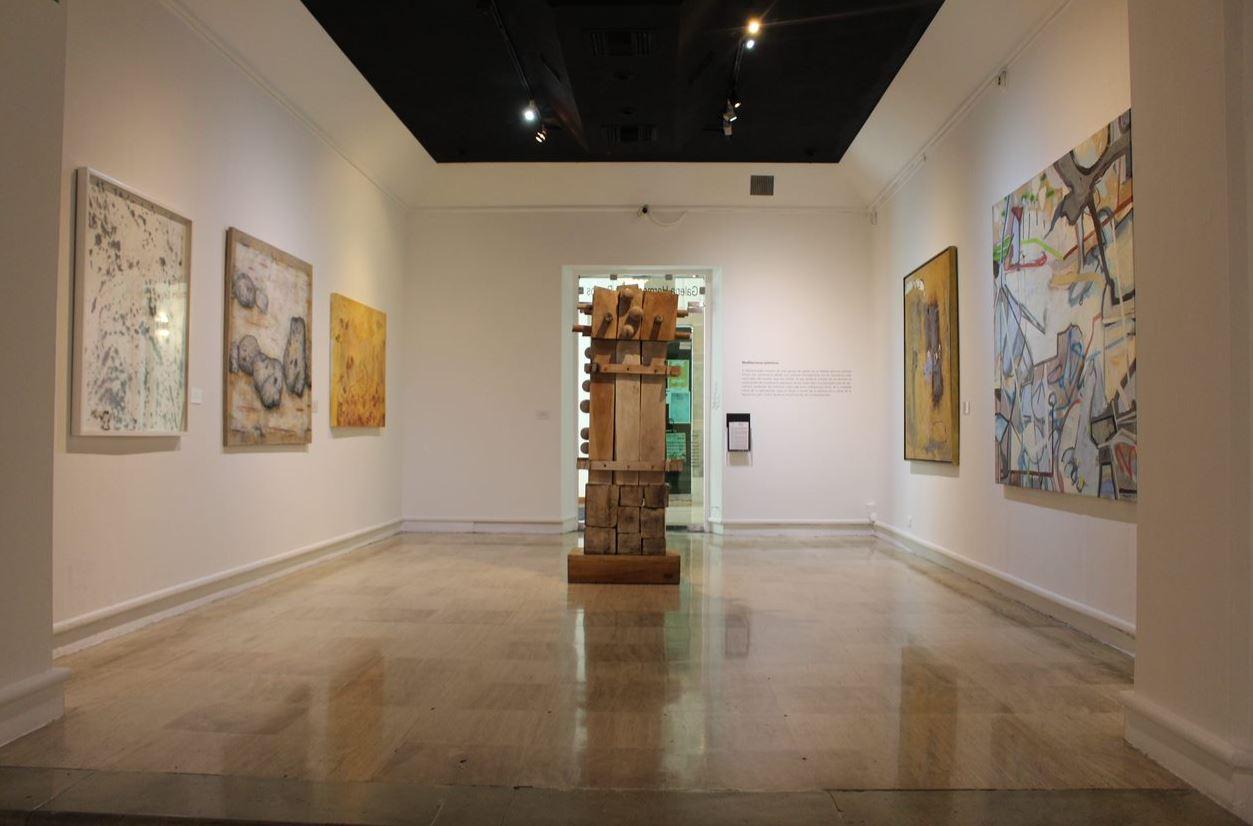 Galería Hermenegildo Bustos. Universidad de Guanajuato